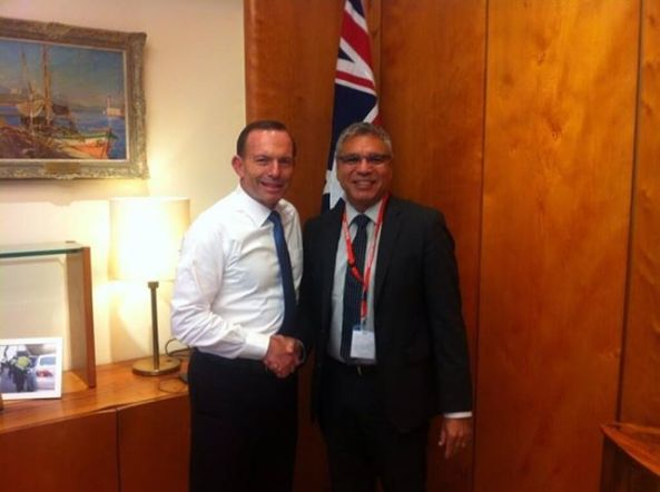 Abbott and the Mandine