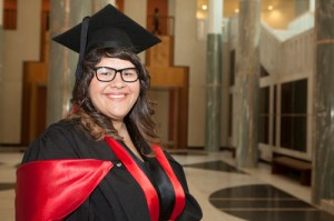 Faculty of Arts & Design and Faculty of Business, Government & Law Graduation Sept 2013