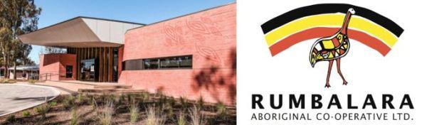 Rumbalara clinic & logo