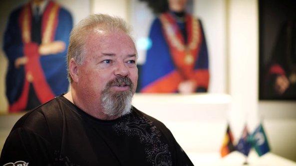 Associate Professor Peter O'Mara