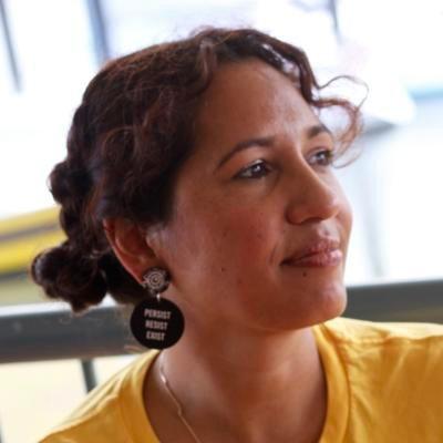 portrait photo of Tileah Drahm-Butler - senior social worker Cairns Hospital