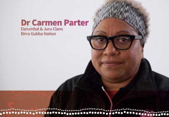 Dr Carmen Parter Mayi Kuwayu The National Study of Aboriginal & Torres Strait Islander Wellbeing