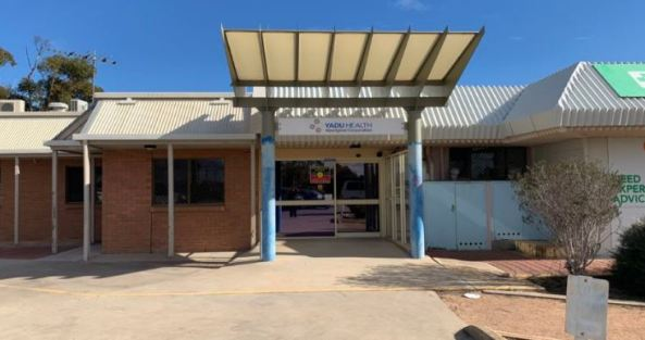 exterior of Yadu Health AC Ceduna SA