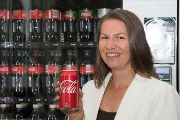 Lead Researcher Flinders University Professor of Psychology Eva Kemps on fizzy drinks.