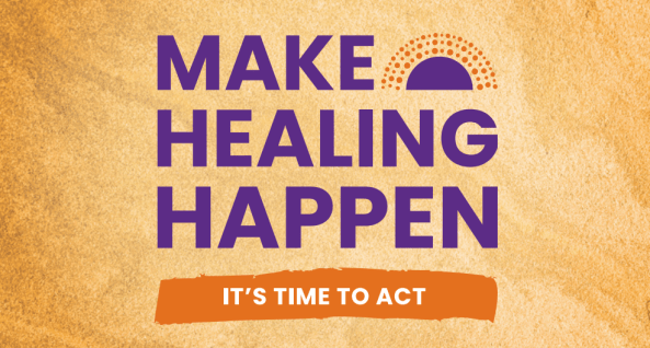 Make Healing Happen - It's Time to Act: The Healing Foundation report