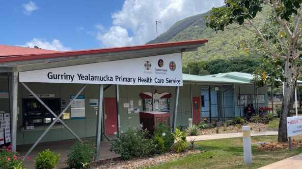 Gurriny Yealamucka Health Service