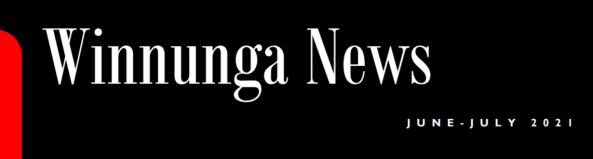 Winnunga News June-July 2021 banner