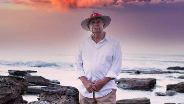 Indigenous leader and businessman Bill Smith. Picture: Courtesy, Paul Szumilas and Smith Family.