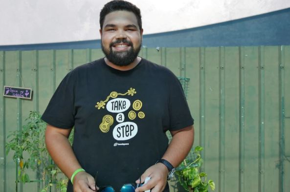 Jacob Smith - social worker Headspace, Kimberleys