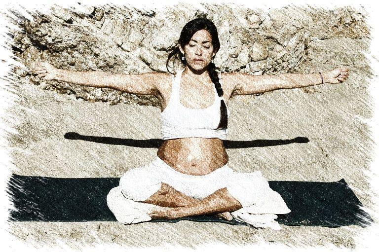 el yoga y el parto