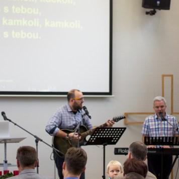 Bohoslužba 27. 11. 2016 | Společenství Církve bratrské Na Cestě Brno