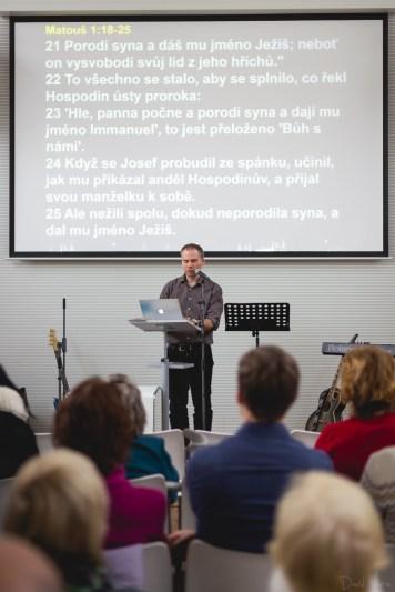 Vánoční bohoslužba | Společenství Církve bratrské Na Cestě Brno