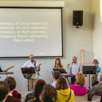 Boží hod Velikonoční   Společenství Církve bratrské Na Cestě Brno 2017