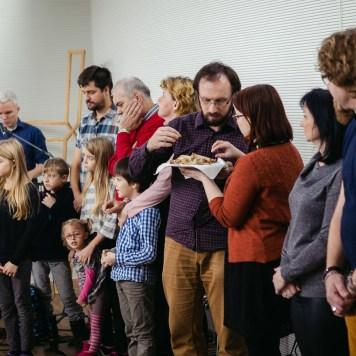 Vánoční bohoslužba - Na Cestě   Společenství CB Brno