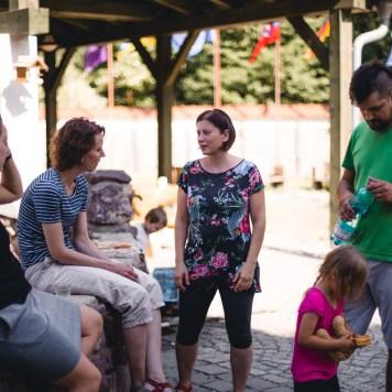 Jarní víkendovka v Kaprálově mlýně Na Cestě   Společenství CB Brno
