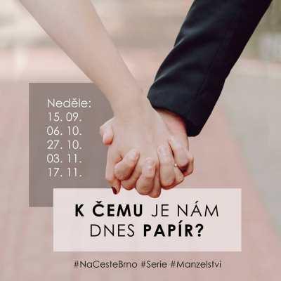 Základ manželství | K čemu je nám dnes papír