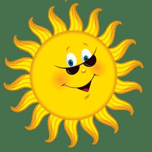 Солнце-солнышко, картинки для детей. | Началочка