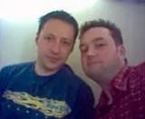 Jörg und ich 2003
