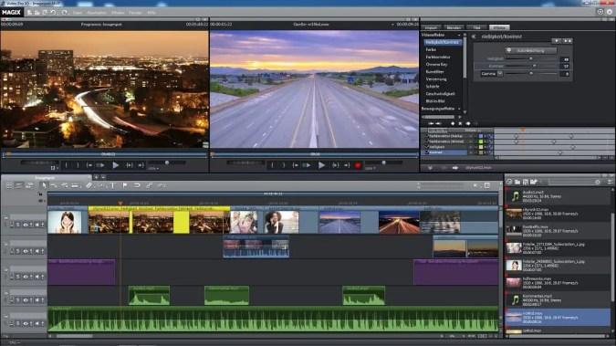 Magix Video Pro X5