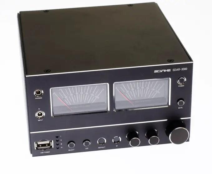 Scythe Kama Bay Amp