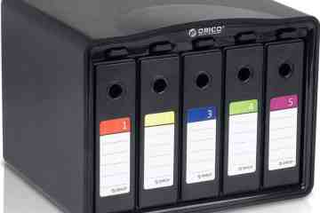 ORICO PHP35-5 Festplattenregal