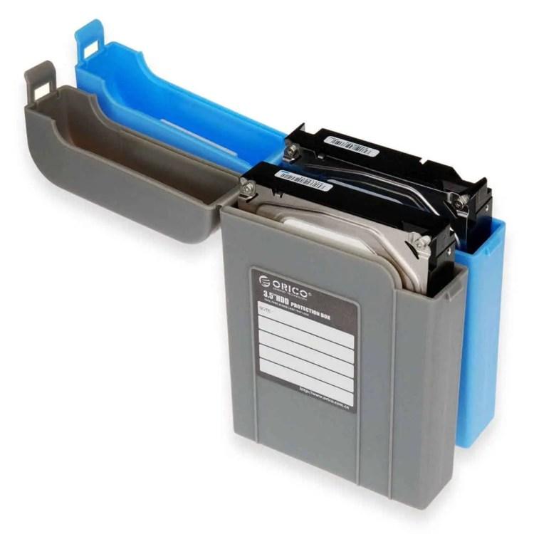 ORICO PHI35 Festplattenschutzbox