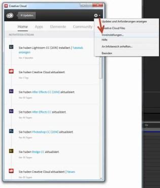 Creative Cloud Updater