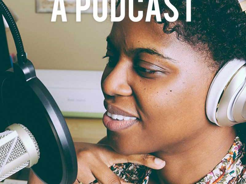 How to Start a Podcast (Resource Guide) | nachesnow.com