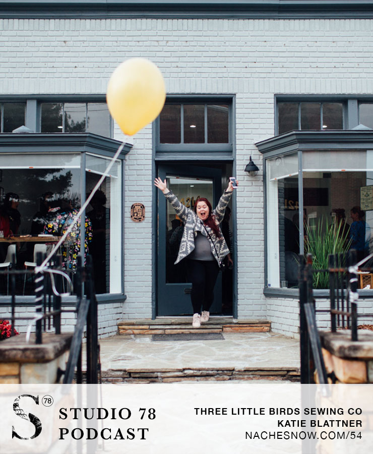 The Journey of Opening a Retail Storewith Three Little Birds Sewing Co