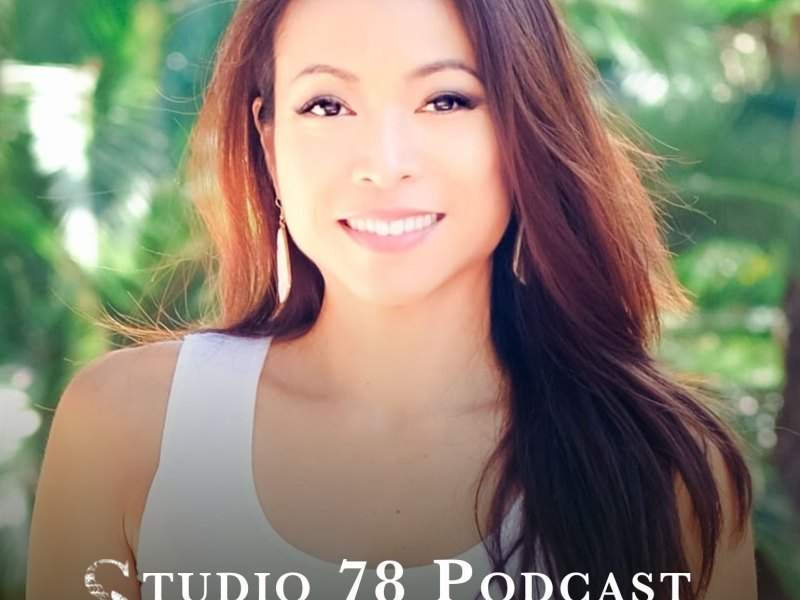 91. Disrupting the Skincare Industry with an All Natural Apple Vinegar Based Deodorant | Studio 78 Podcast nachesnow.com/91