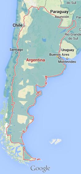 Street View Argentina