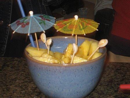 Fruit Party Bowl