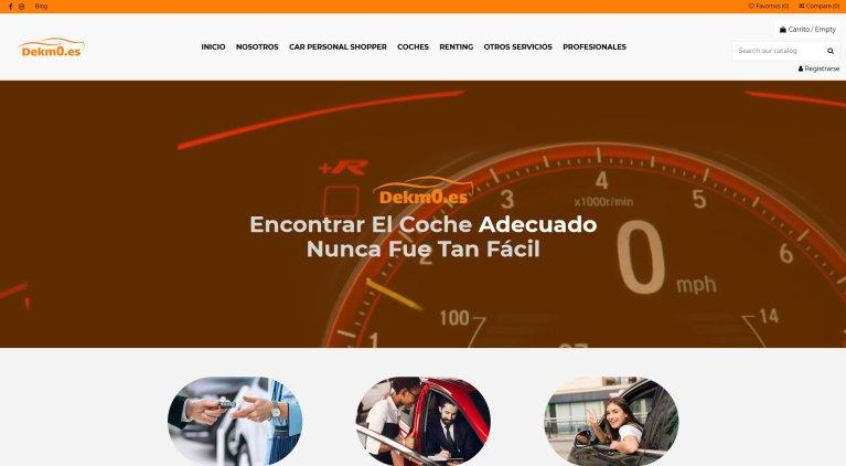 Web Dekm0.es