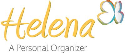 HELENA A PERSONAL ORGANIZER