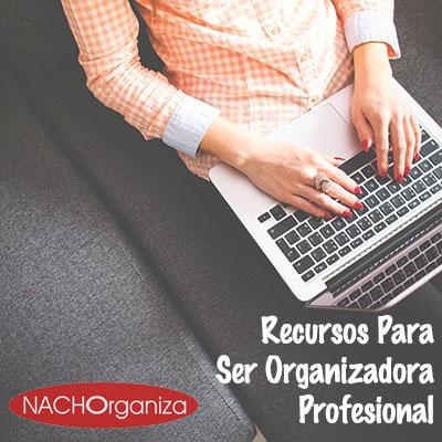 Recursos Para Ser Organizadora Profesional