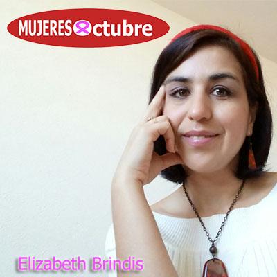 Mujeres De Octubre. Elizabeth Brindis