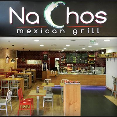 restaurant nachos mexican grill rouen