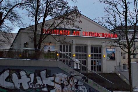 Filmtheater am Friedrichshain.