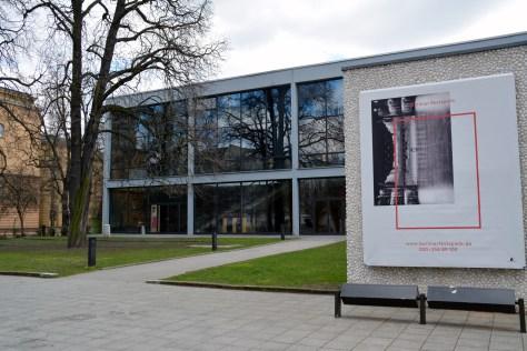 Haus der Berliner Festspiele. Foto: Ulrich Horb