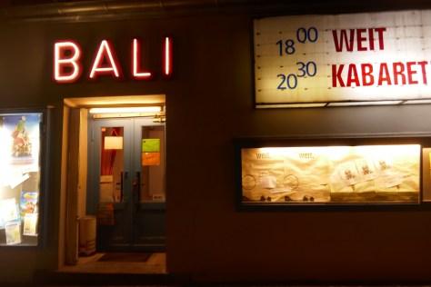 Kino Bali inZehlendorf. Foto: Ulrich Horb