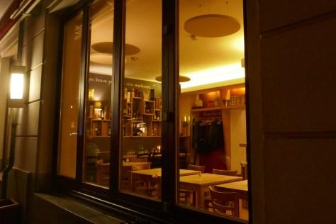 """Bar Tolucci"" in Schöneberg. Foto. Ulrich Horb"