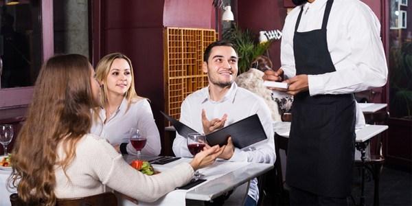 飲食店の接客に使える英語の基礎!外国人客を狙って英語も覚えよう