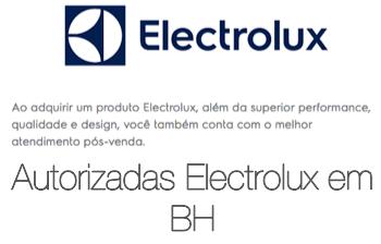 Autorizadas Electrolux em BH