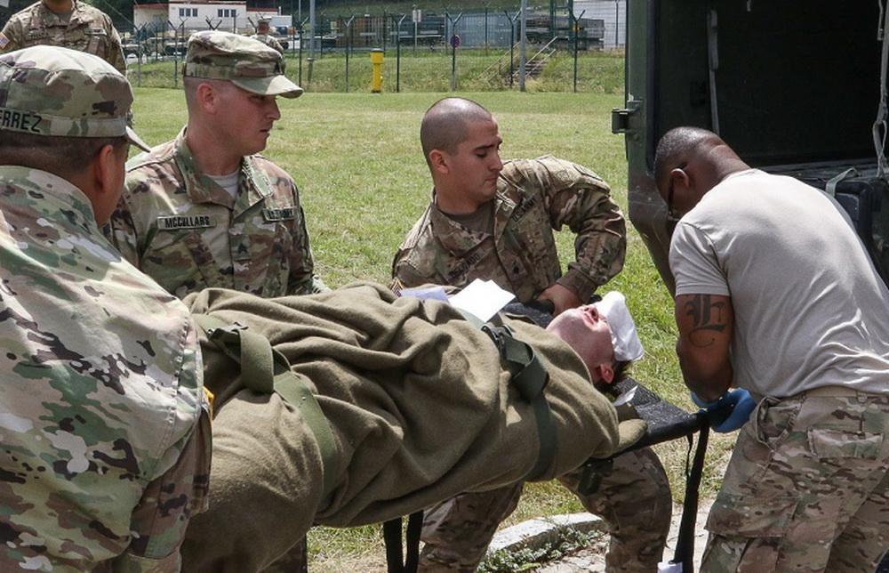 HAOS NA KOSOVU: Ubijen američki vojnik - Crni Bombarder Portal