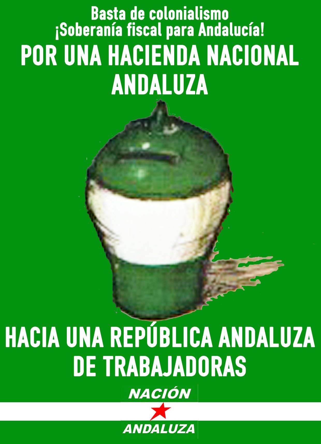 Nación Andaluza ante los Presupuestos Generales 2017: la solución es la República Andaluza