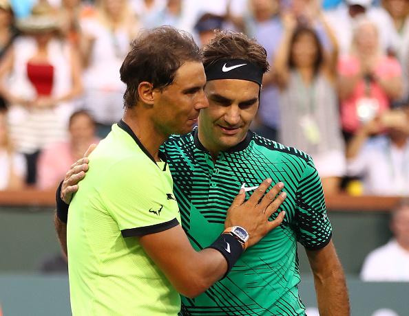 Federer y Nadal ganaron