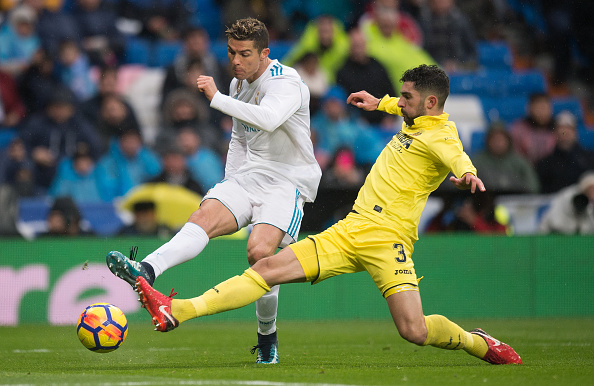 Madrid pierde 1-0