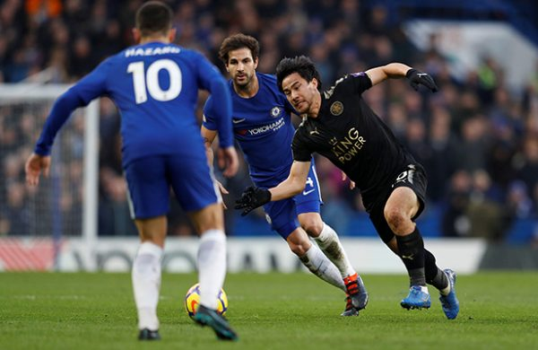 Chelsea es tercero