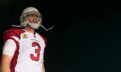 #CarsonPalmer #NFL