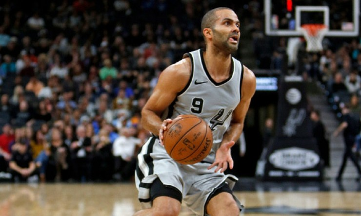 Tony Parker deja de ser titular, Tony Parker, Spurs de San Antonio,
